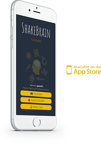 ShakeBrain for iOS on App Store